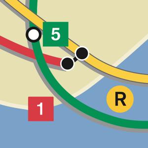 iTrans NYC Subway app