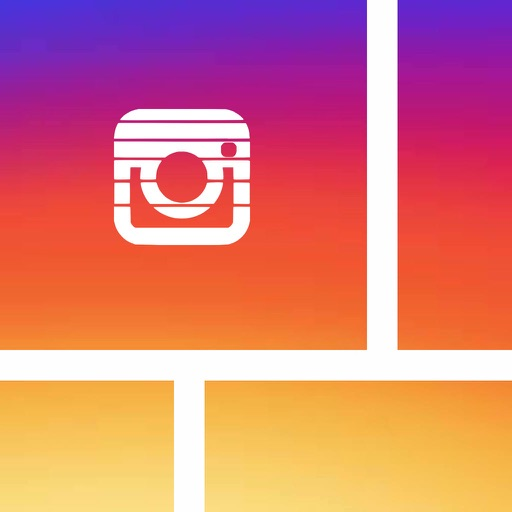 Grid Splitter Instagram