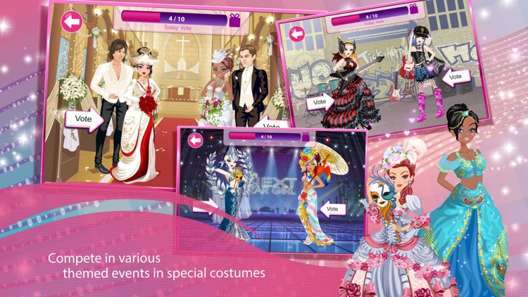 Star Girl: Princess Gala screenshot-3