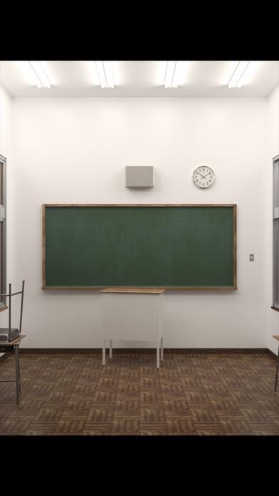脱出ゲーム CUBIC ROOM2  - 不思議な教室からの脱出 -スクリーンショット4