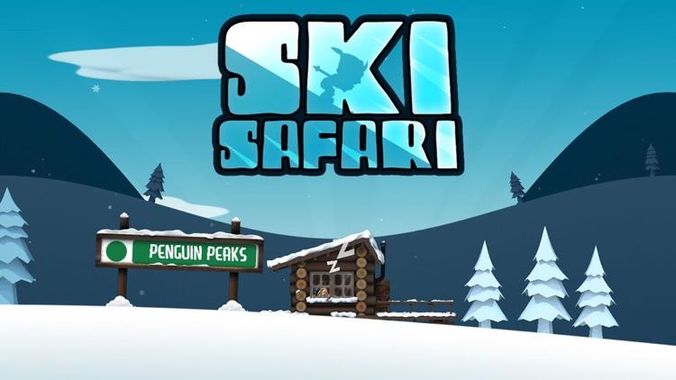 Ski Safari screenshot-0