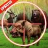 Selva francotirador caza: Cazar animales de la sel