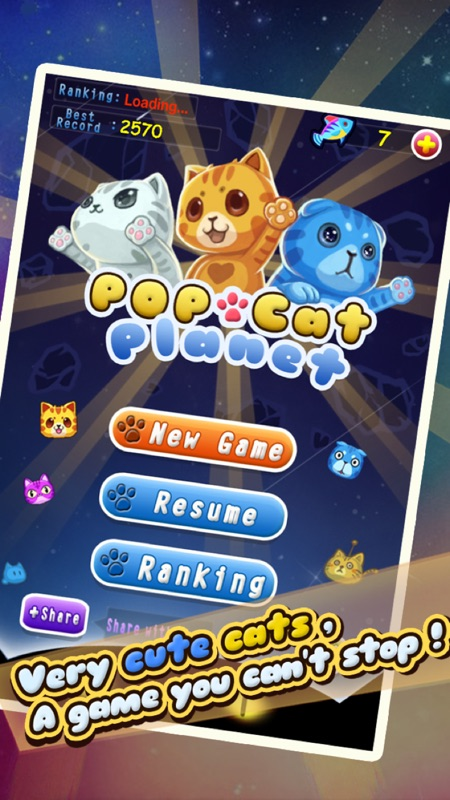 Pop Cat : Planet - Online Game Hack and Cheat | TryCheat com