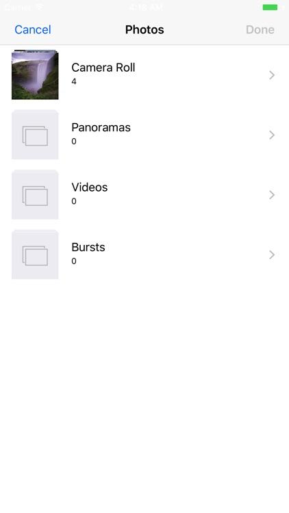 Hide Pictures & Videos - Vaulty PRO screenshot-3