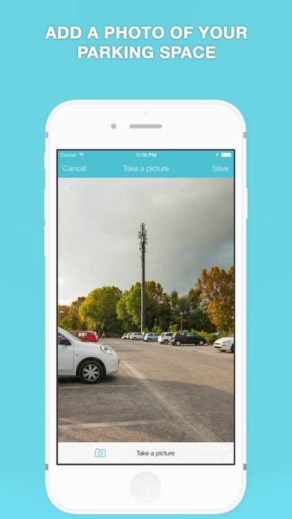Find My Car - GPS Auto Parking Reminder & Tracker screenshot-0