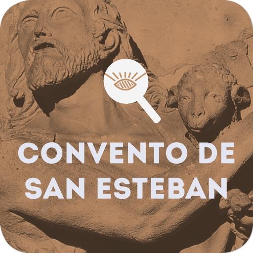 Fachada del Convento de San Esteban de Salamanca