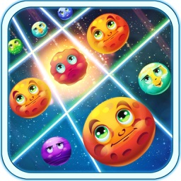 Galactic Burst - Free Match 3 Game