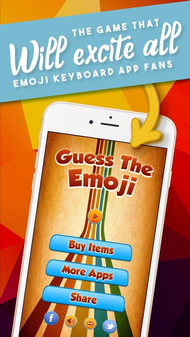Emoji Guess – Fun Emoticons Puzzle Keyboard Games free Coins hack