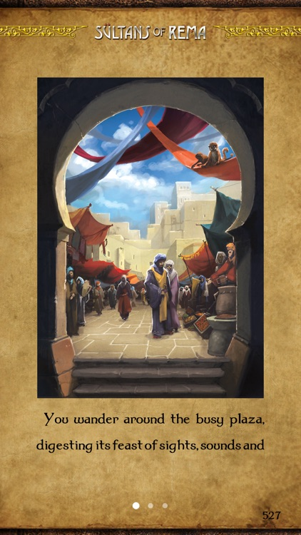 Gamebook Adventures 9: Sultans of Rema