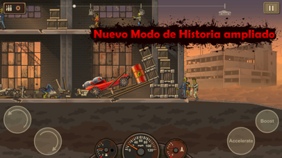 Screenshot for Earn to Die 2 in Mexico App Store