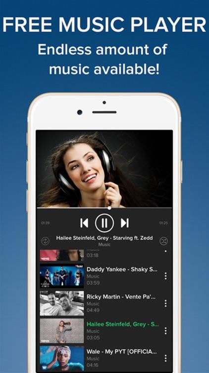 TubeMusic - Free Music Video Play App for Youtube