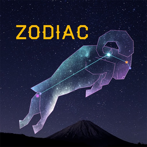 Zodiac - Astrology Constellation Stickers icon