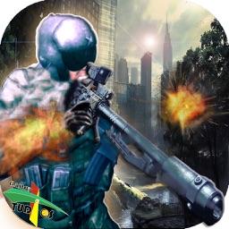 Modern Army Stealth Mission