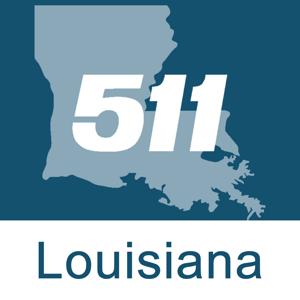 Louisiana 511 Travel app