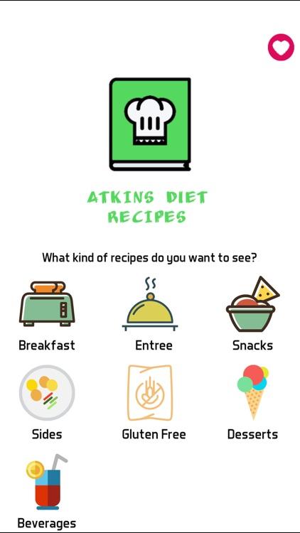 Easy Low Carb Recipes | Atkins Recipes