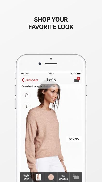 H&M screenshot-1