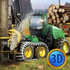 Activities of Sawmill Driver Simulator 3D