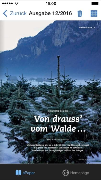 Schweizer Garten Magazin By Go Group Ag