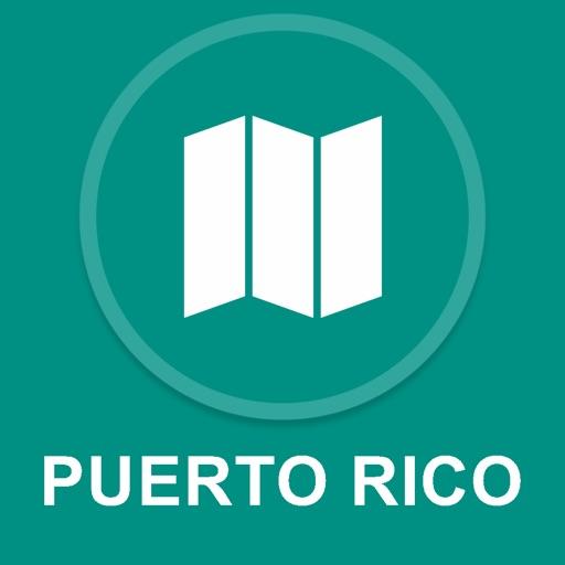 Puerto Rico : Offline GPS Navigation