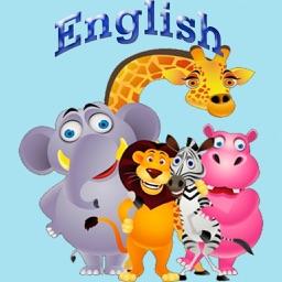 تعليم اسماء الحيوانات بالانجليزية واصواتها للاطفال