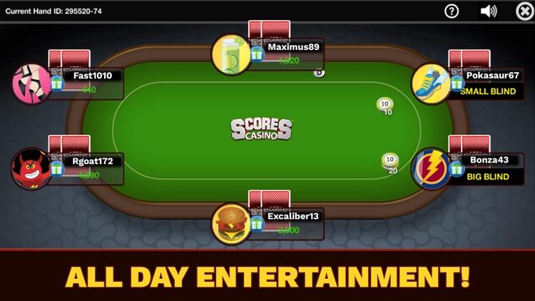 MyScoresCasino: Slots & Casino screenshot-4