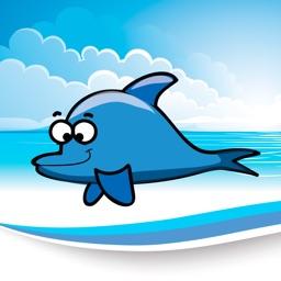 Card Rush: Funny Sea Animal