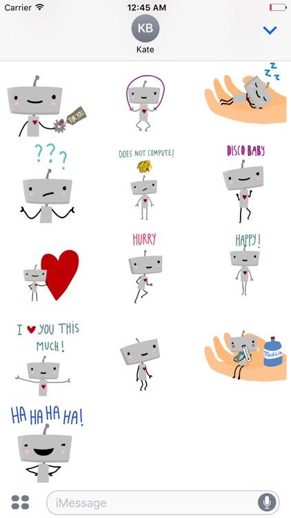 Tiny Robot Animated