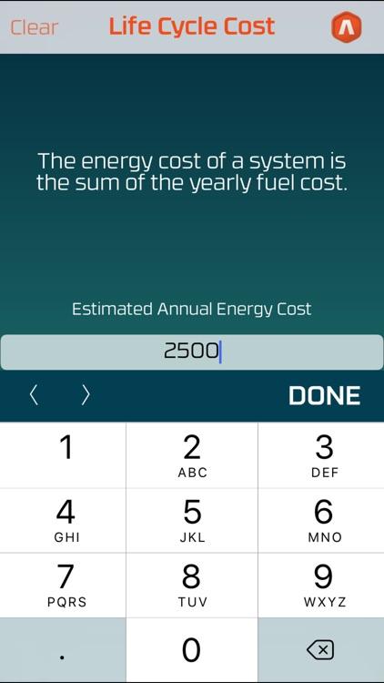 Life Cycle Cost screenshot-4