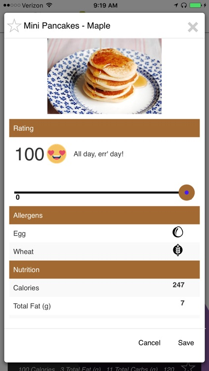 EZSchoolLunch screenshot-3
