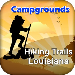 Louisiana State Campgrounds & Hiking Trails