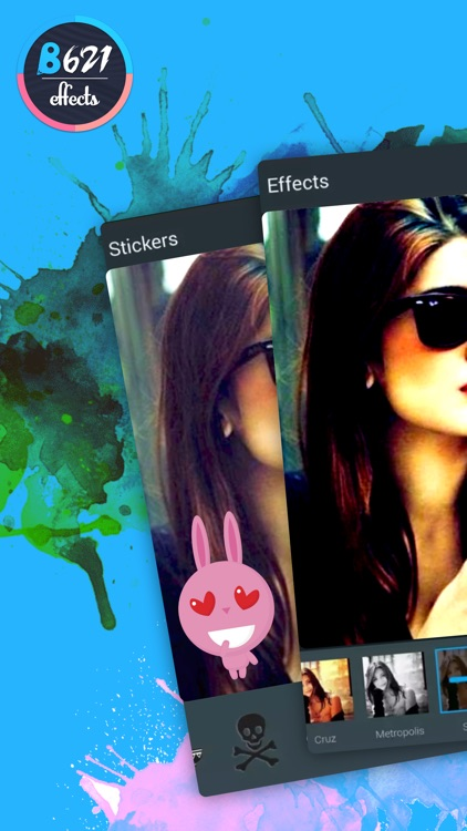 B621 Pic Effect Selfie Expert - Cool Photo Editor