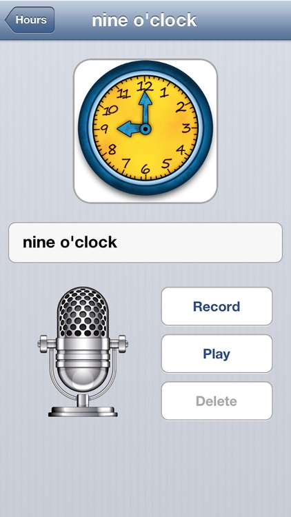 Telling Time Quiz: Fun Game Learn How to Tell Time screenshot-4