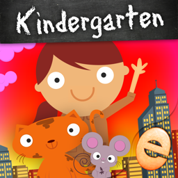 Ícone do app Jogos de matemática de animais de infância