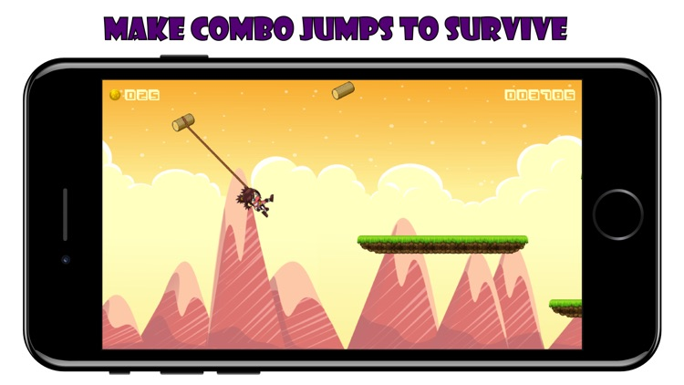 Jump & Hang screenshot-4