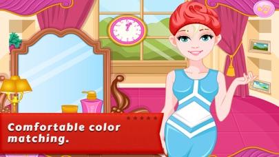 Dressup Games:Denim Hairstyles screenshot three