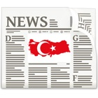 Turkey News Today in English & Turkish Radio icon