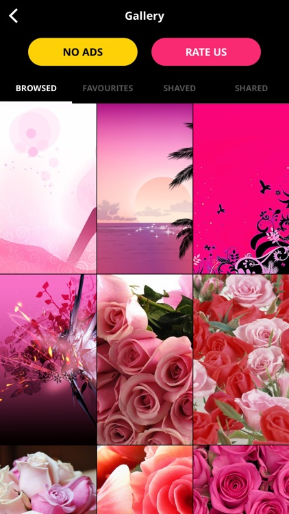 Pink Wallpapers | Cute Girly Backgrounds & Screens screenshot-4