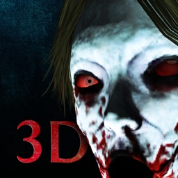 3D Horror Game: The Mansion Of Menace/ Evil Nightmare