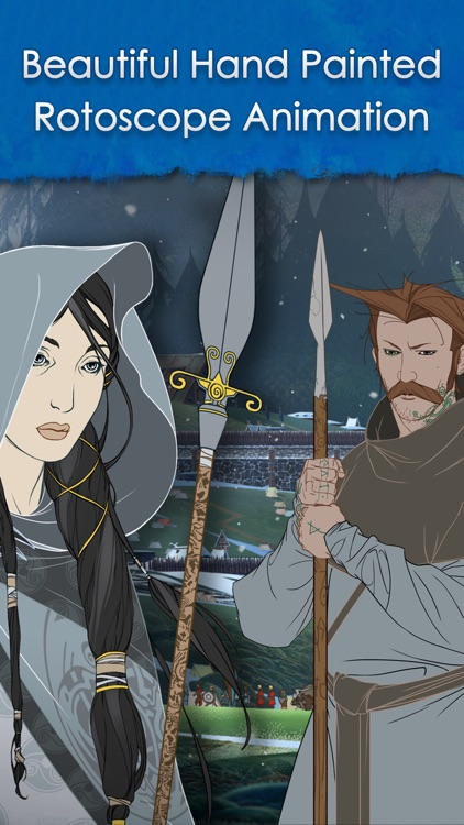Banner Saga screenshot-2