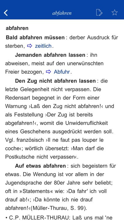 German Idiom Dictionary