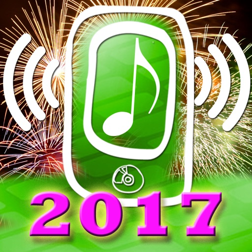 2017 - Happy New Year's Ringtones & Sounds