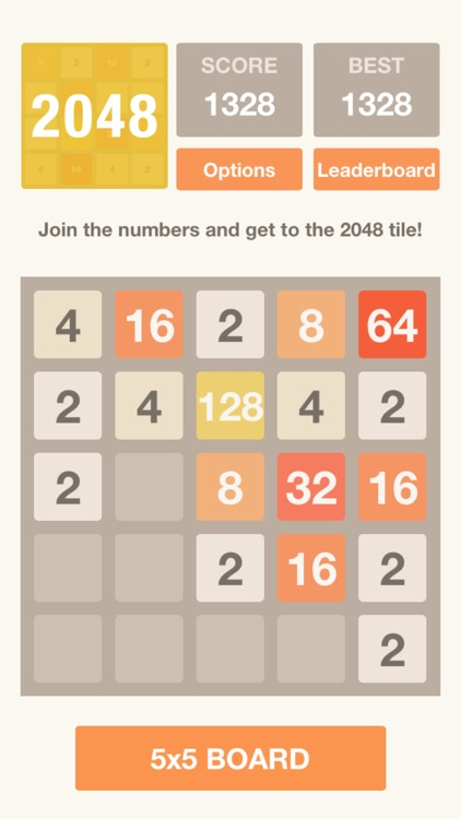 2048 - Puzzle screenshot-4