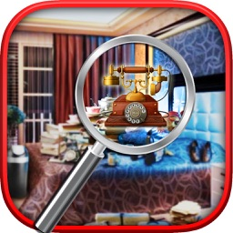 Hidden Objects: Telephone - Crime Scene