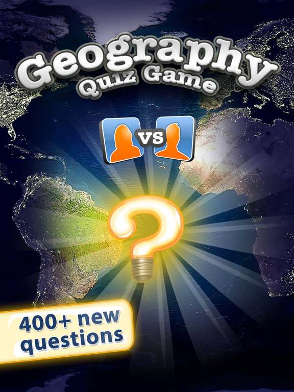 Geography Quiz Game 2017 – Multiplayer-ipad-0