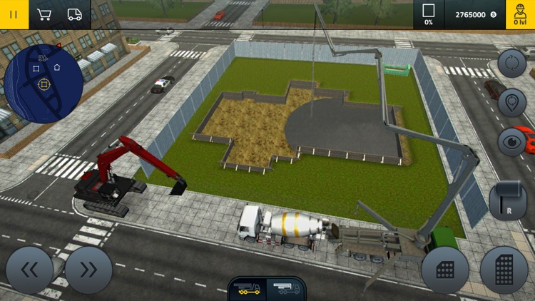 Construction Simulator PRO 2017 screenshot-4