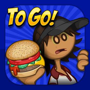 Papa's Burgeria To Go! app