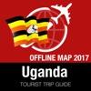 乌干达 旅游指南+离线地图