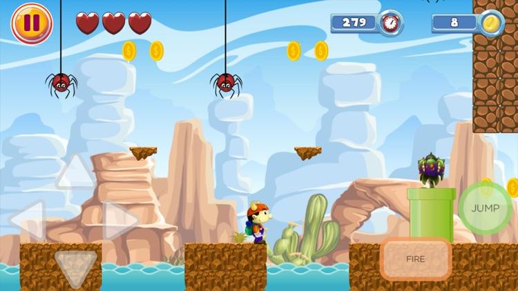 Super Viking Adventure screenshot-3