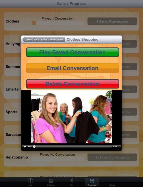 ConversationBuilderTeen screenshot-4