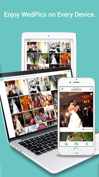 WedPics - Wedding Photo App screenshot-4